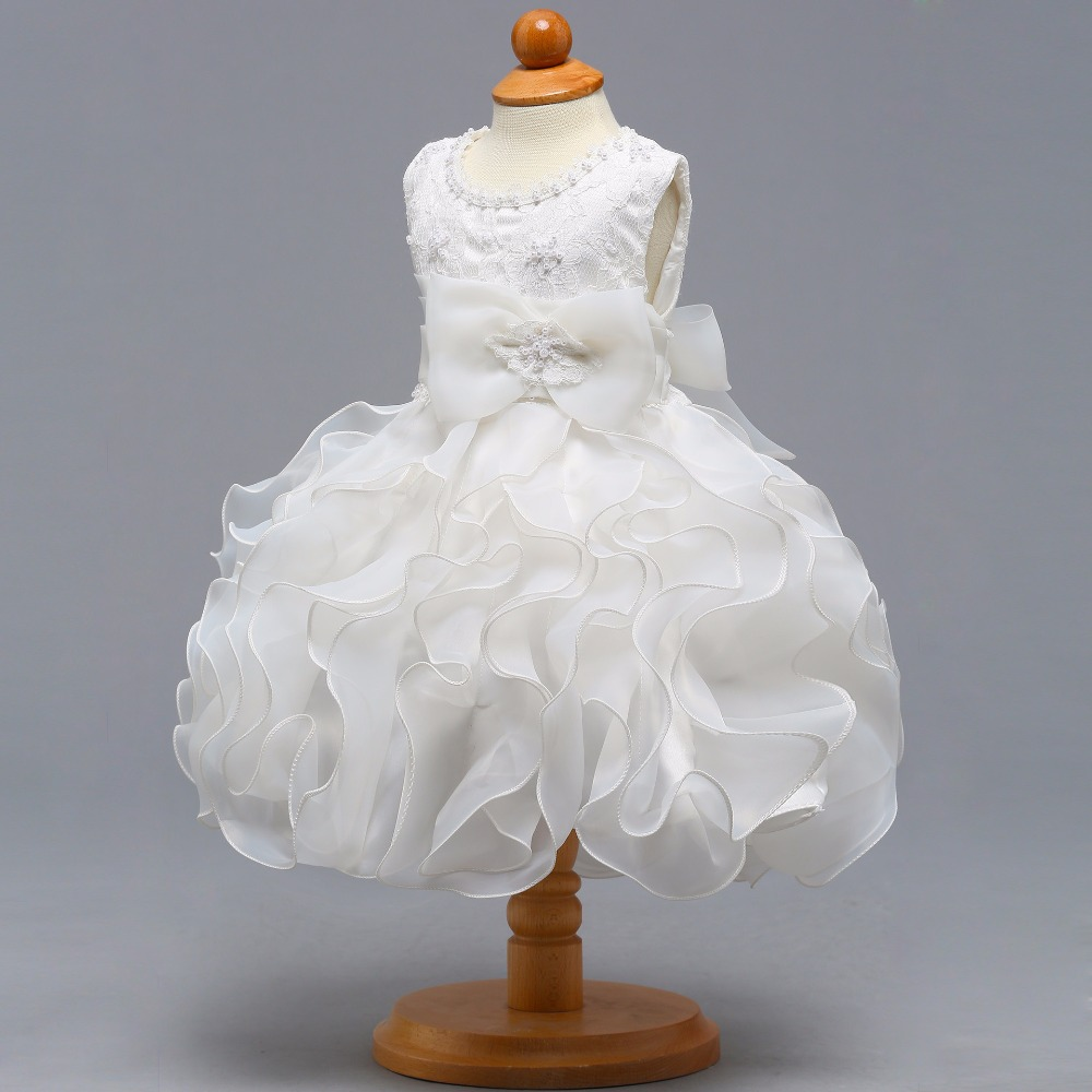 Flower     Girl     Dresses   for Weddings Ball Gown Scoop Tulle Appliques Beaded First Communion   Dresses   For Little   Girls