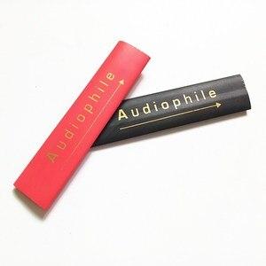 Image 3 - Fio isolou a tubulação 14mm do tubo do psiquiatra do calor do poliolefin do cabo rca/xlr do orador audio de alta fidelidade