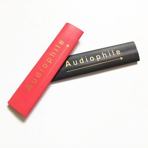Image 3 - Hifi Audio Lautsprecher RCA/XLR Kabel Polyolefin Verschiedene Schrumpf Rohr Draht Isolierten Schlauch Schläuche 14mm
