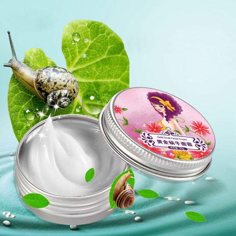 for face Superfine Snail moisturizing whitening Cream anti as