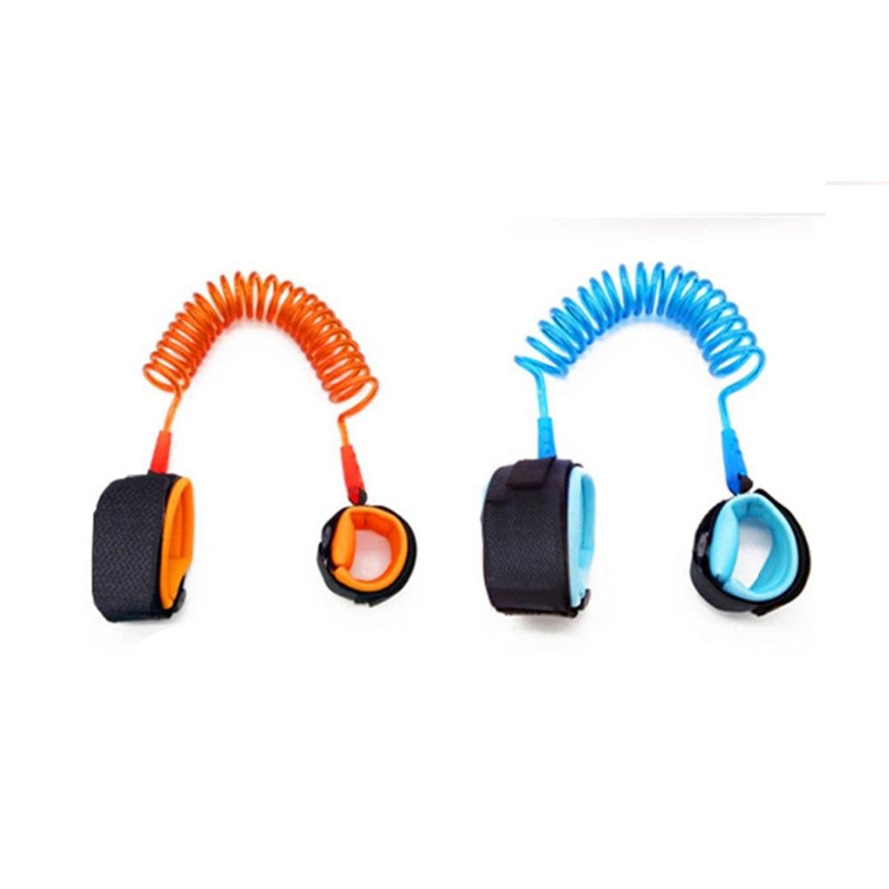 2 5m Safety baby kids anti lost bracelet child traction rope wrist link children leash belt