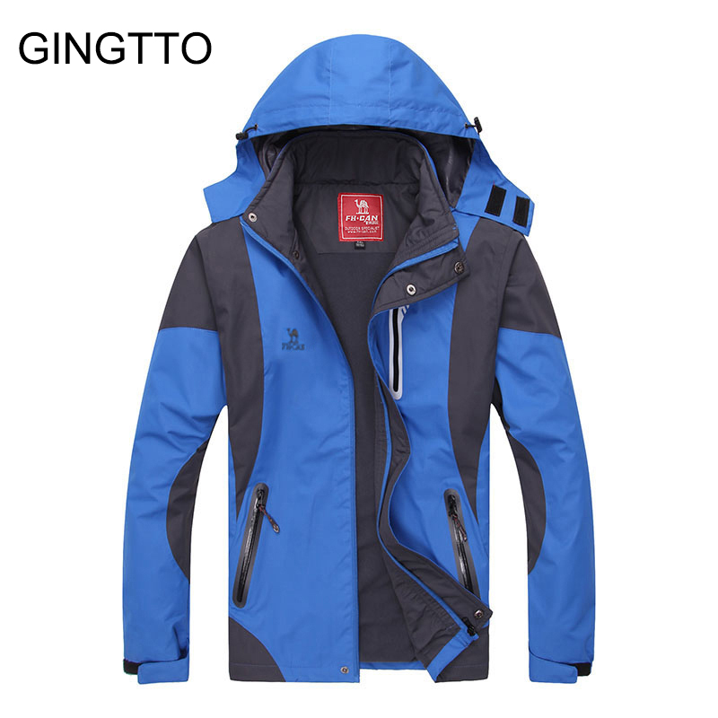 Big Mens Rain Jacket | Outdoor Jacket