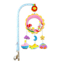 New Infant Toys Mobile Baby Plush Toy Bed Wind Chimes Rattles Bell Toy Stroller High Quality For Newborn Toys