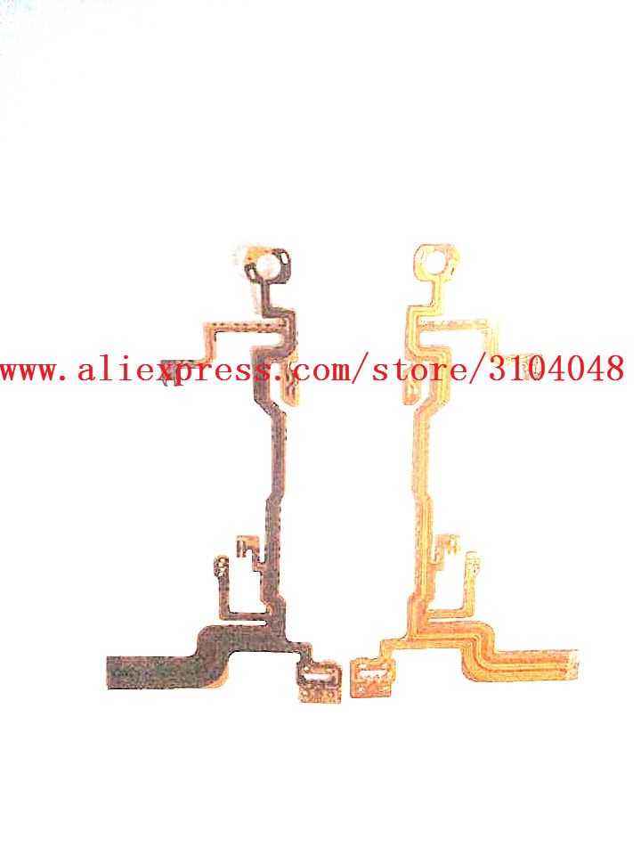 NEW Lens Main Flex Cable For Casio EX-ZR10 EX-ZR15 ZR10 ZR15 Digital Camera Repair Part