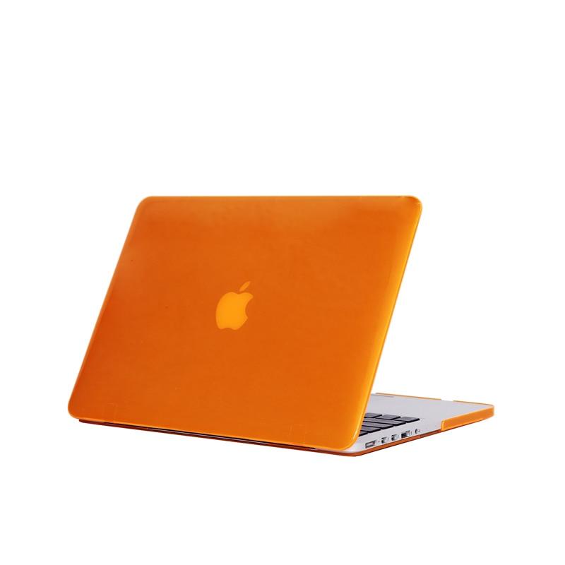Кристалл прозрачный жесткий чехол для ноутбука Apple MacBook Pro 13 Retina Обложка 13.3 дюймов рукавом для Macbook Retina 13 случаях ...