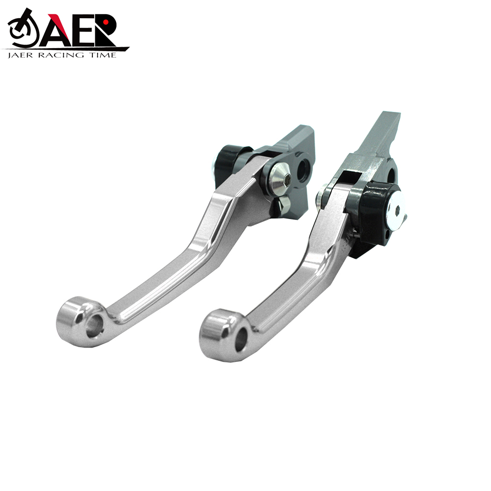 Image 3 - JAER Motorcycle CNC Pivot Brake Clutch Levers For Yamaha XTZ125 2003 2012 2004 2005 2006 2007 2008 2009 2010 2011-in Levers, Ropes & Cables from Automobiles & Motorcycles