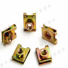 цены clip style inch screw M6 Motorcycle Car license plate Nuts & Bolts 20mm*16mm FREE SHIPPING