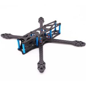 Image 5 - Strech X5 Freestyle FPV Rahmen 6mm Arm Racing Quadcopter Rahmen Kit wie X5 JohnnyFPV edition für 5 zoll prop 22XX motor