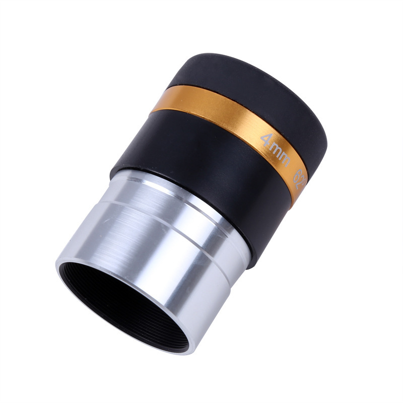1.25 inches 62 degree 4mm Eyepiece Wide-angle High-powered Astronomy Monoculars Telescope Ocular Accessories