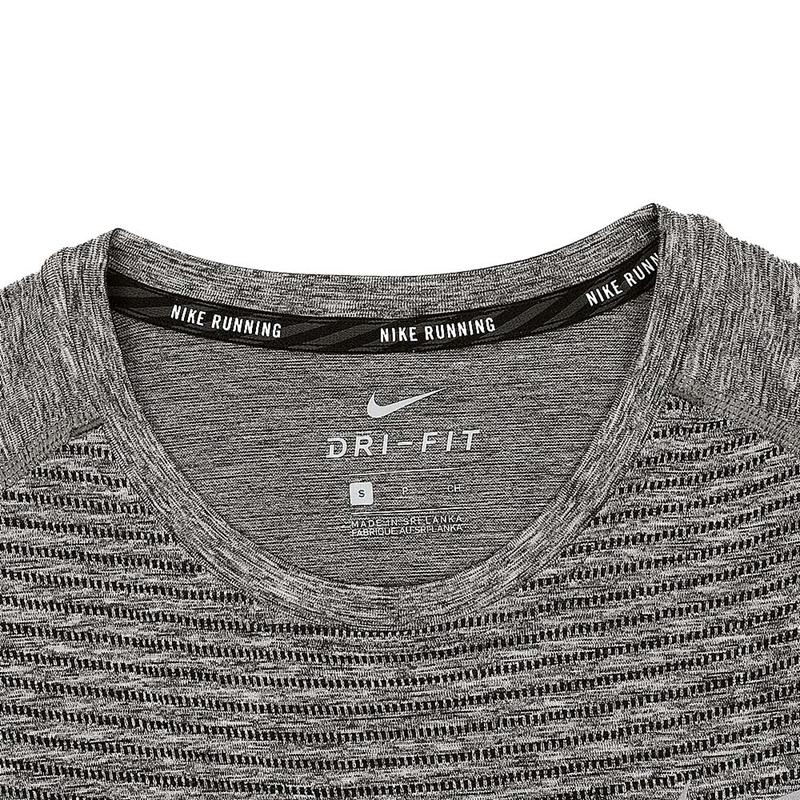 75f097d2 Original NIKE DRI FIT KNIT SS Men's Running T shirts short sleeve  Sportswear-in Running T-Shirts from Sports & Entertainment on Aliexpress.com  | Alibaba ...