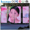 Leeman p37.5 indoor Flexible LED Screen, soft Flexible LED Display curtain for stage flexible led curtain display
