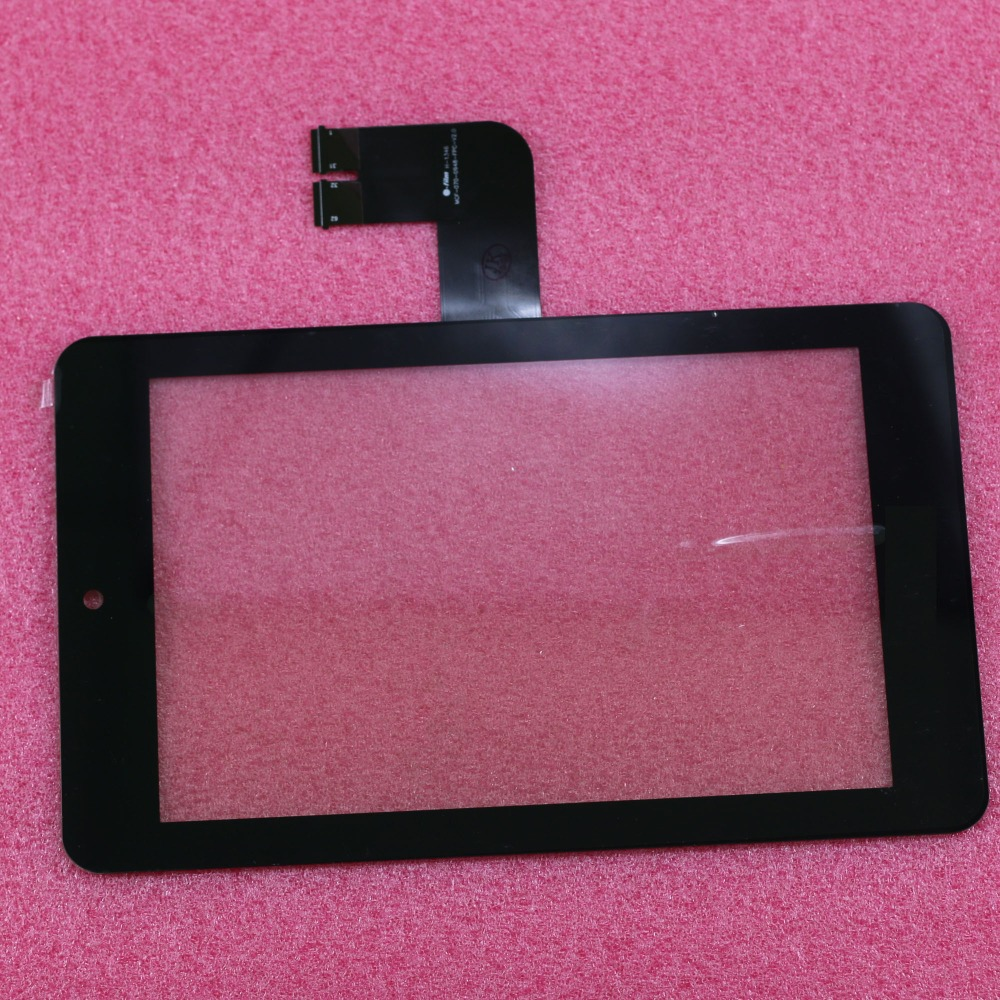 7 inch Black Touch Screen panel with Digitizer logo For Asus MeMO Pad HD 7 ME173 ME173X K00B free shipping Tablet LCDs & Panels
