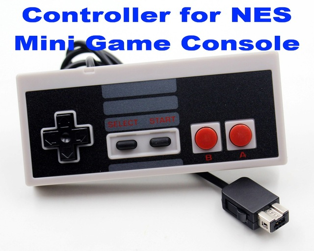 US $7 99 |Original style GamePad Controller for NES/SNES Mini Classic  Console-in Gamepads from Consumer Electronics on Aliexpress com | Alibaba  Group