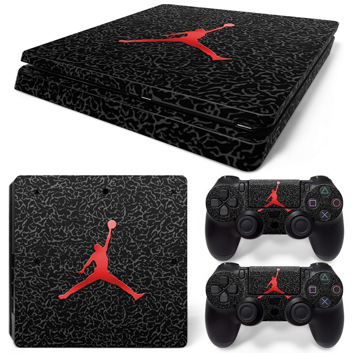 Wholesale Various High Quality For Ps4 Slim Skin Sticker Products -TN-P4Slim-0780(China)