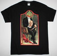 Gildan BUNGLE R.I.P MR. WIARA NIE WIĘCEJ FANTOMAS MIKE PATTON TOMAHAWK NOWY CZARNY T-SHIRT Letni Mężczyzna Druku T Shirt Światła