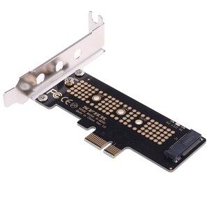 Image 3 - NVMe PCIe M.2 NGFF SSD vers PCIe x1 carte adaptateur PCIe x1 vers M.2 carte avec support