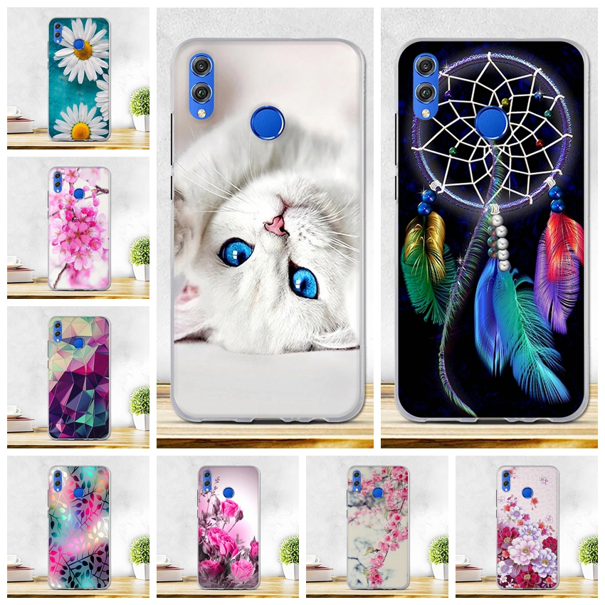 For Huawei Honor 8X Case Honor 8X Cover 6.5