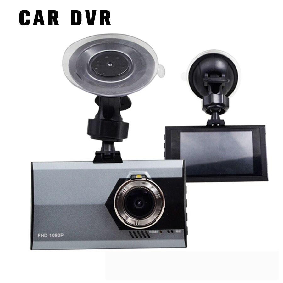 New 3 0 LCD Night Vision Ultra thin Car font b Camera b font Car DVR