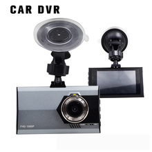 """Nuevo 3.0 """"LCD de Visión Nocturna Cámara Del Coche ultrafino Coche DVR 1080 P Full HD Grabador de Vídeo Registrador Dash Cam de Detección de movimiento 8062"""