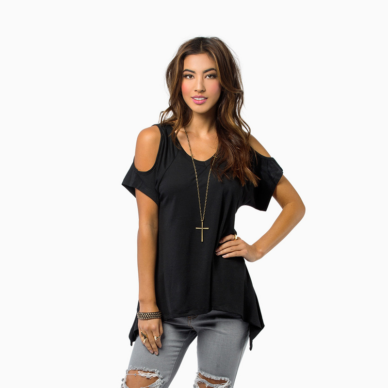 Topclothwell Store 2017 loose off the shoulder women fashion solid tanks ropa mujer tops roupa femme camisole topjes veste female tank top