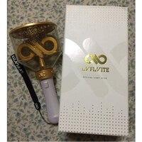 KPOP Infinite Light stick 2nd World Tour Concert Inspirit Flashlight Glow Lamp Fans Toy Gift Collection