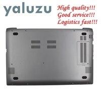 YALUZU NEW FOR Samsung NP880Z5E NP780Z5E NP870Z5E NP770Z5E Laptop Base Bottom Cover Lower Case BA75 04323A grey color