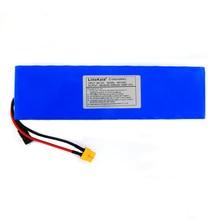 Liitokala 48V 10ah 48V Batterij Lithium Batterij 2000W Elektrische Fiets Batterij Ingebouwde 50A Bms XT60 plug + 54.6V 2A Charger