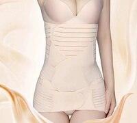 M XL women care 3Pcs/set Pregnant Women Belt After Pregnancy Support Belt Belly Corset Postpartum Postnatal Girdle Bandage