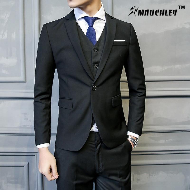 Βαμβάκι Tuxedo Μπουφάν με παντελόνι Vest 3 - Ανδρικός ρουχισμός - Φωτογραφία 5
