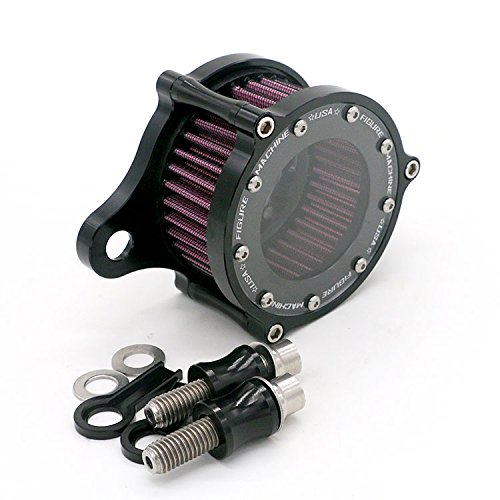 New Motorcycle Air Cleaner Intake Filter for 2004-2015 Harley Sportster XL 883 1200 2004-2015 mtsooning timing cover and 1 derby cover for harley davidson xlh 883 sportster 1986 2004 xl 883 sportster custom 1998 2008 883l