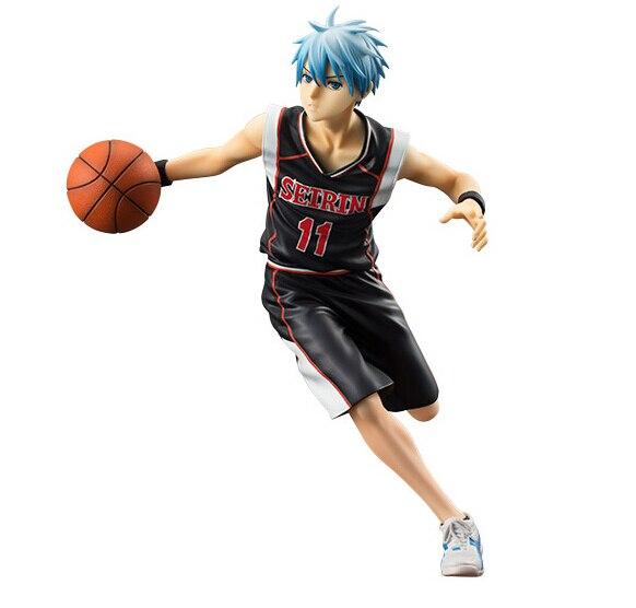 Kuroko No Basket Action Figure Toys PVC 250mm Kuroko Tetsuya Anime Kuroko No Basuke Figure Japanese Anime Kuroko Tetsuya Basket 1