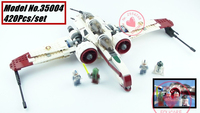 35004 Star Wars Lepin R4 P44 Arc 170 Starfighter Assembled Toy Building Blocks Clone Pilot Captain