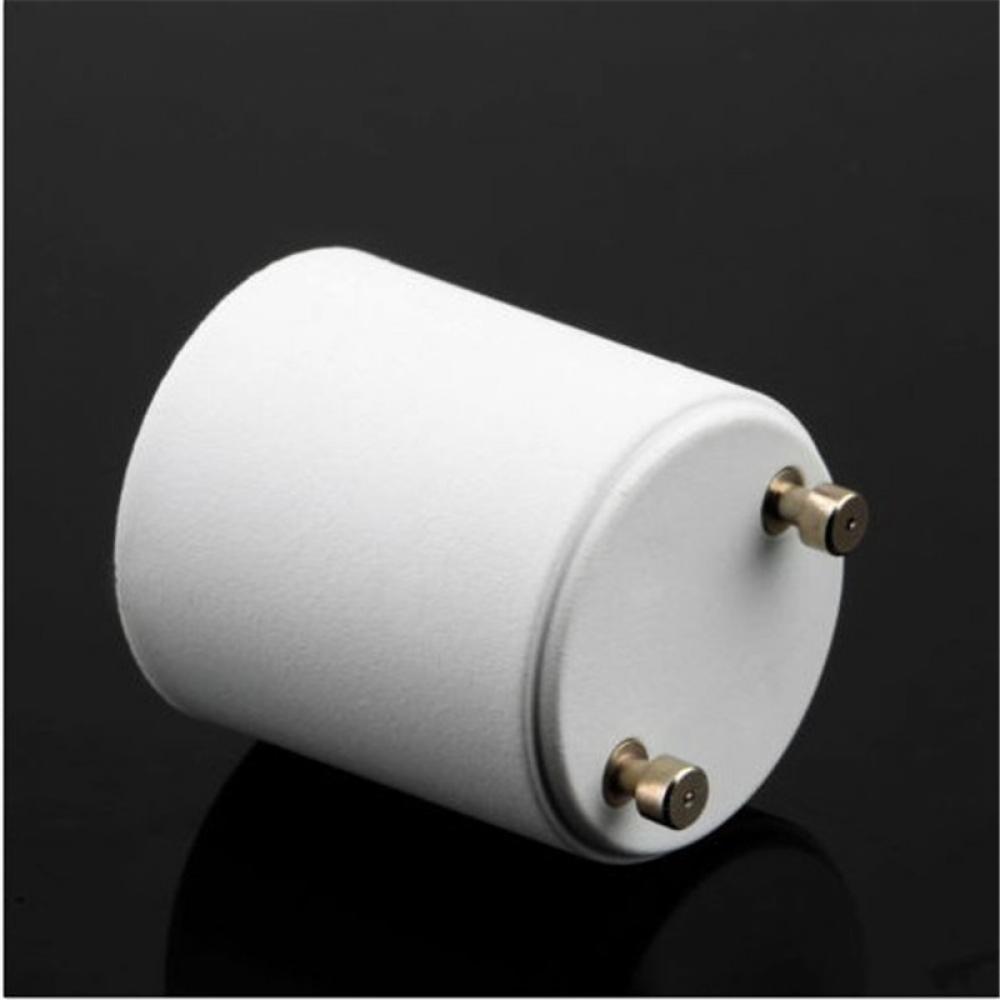 1X High Quality GU24 to E27 E26 White LED Light Lamp Bulb Adapter Holder Socket
