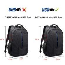 Backpack waterproof 15.6 inch laptop travel bag