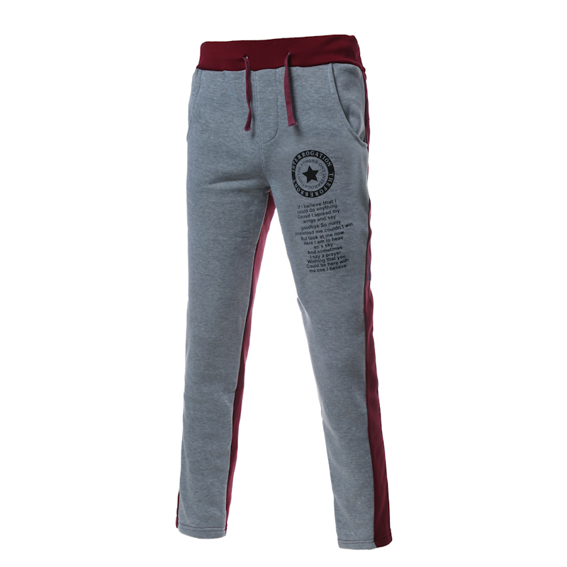 Мужские штаны 2017 XXXL