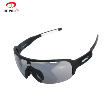 JIEPOLLY Outdoor Sport Bike Cycling Hiking Glasses Sunglasses Fietsbril For Men Sports Fishing Bicycle Eyewear Bisiklet