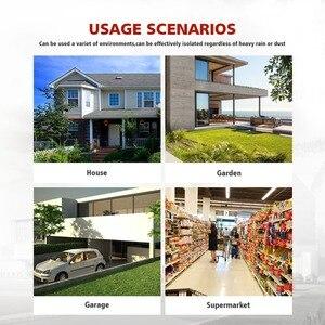 Image 2 - Cámara IP de 4MP para exteriores, 5MP, PTZ, 1080P, ONVIF, Zoom 30X, impermeable, IP66, Mini cámara domo de velocidad H.264, IR, cámara de seguridad CCTV de 120M