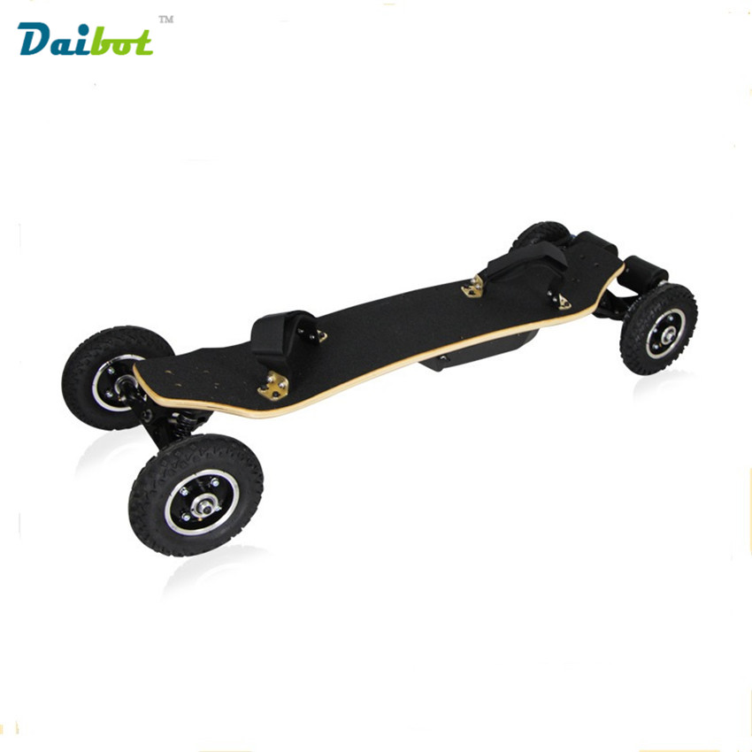 No tax to EU/RU Four Wheel Electric Skateboard Dual Motor 1650W 11000mAh Electric Longboard Hoverboard Scooter Oxboard 4 wheel electric skateboard single driver motor small fish plate wireless remote control longboard waveboard 15km h 120kg