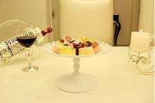 Белый металл фрукты торт вест-пойнт противень украшения дома свадебный ну вечеринку поставляет декоративные вазу с фруктами SG088