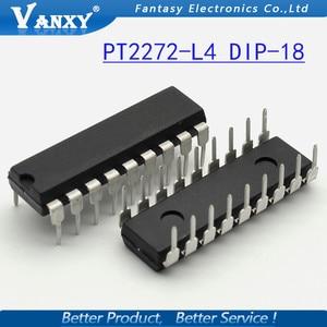 Image 4 - 10 pces PT2272 L4 dip18 pt2272 dip ic novo e original