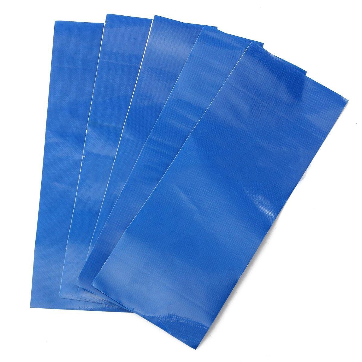 Buy Mayitr 5PCS Awning Tent Tarpaulin Canvas Canopy
