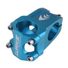 WAKE Brand 31.8 mm High-strength Aluminium Alloy Bicycle Handlebar Short Stem for MTB