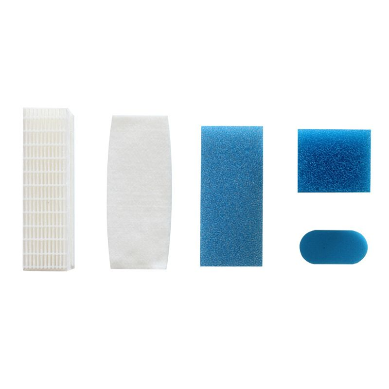 5 Pcs/1 Set Dust HEPA Filter Kit For Thomas Twin Genius 787203 Vacuum Cleaner Parts Accessory