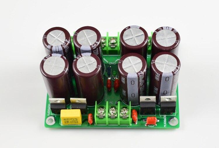 63V/2200UF*8 Rectifier Filter Power Supply Board KIT