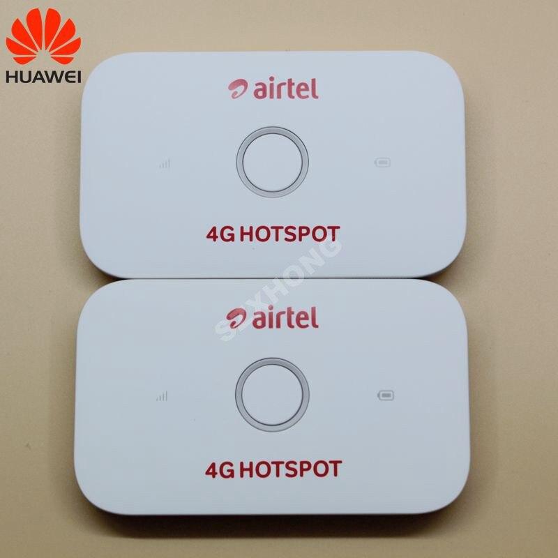 D'origine Huawei Marque Débloquer FDD 150 Mbps E5573 Avec Emplacement Pour Carte Sim 4g LTE WiFi Routeur Portable PK E5577