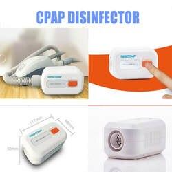 BPAP CPAP чистого озона стерилизатор Disinfector Sanitizer апноэ сна храп США 10,4