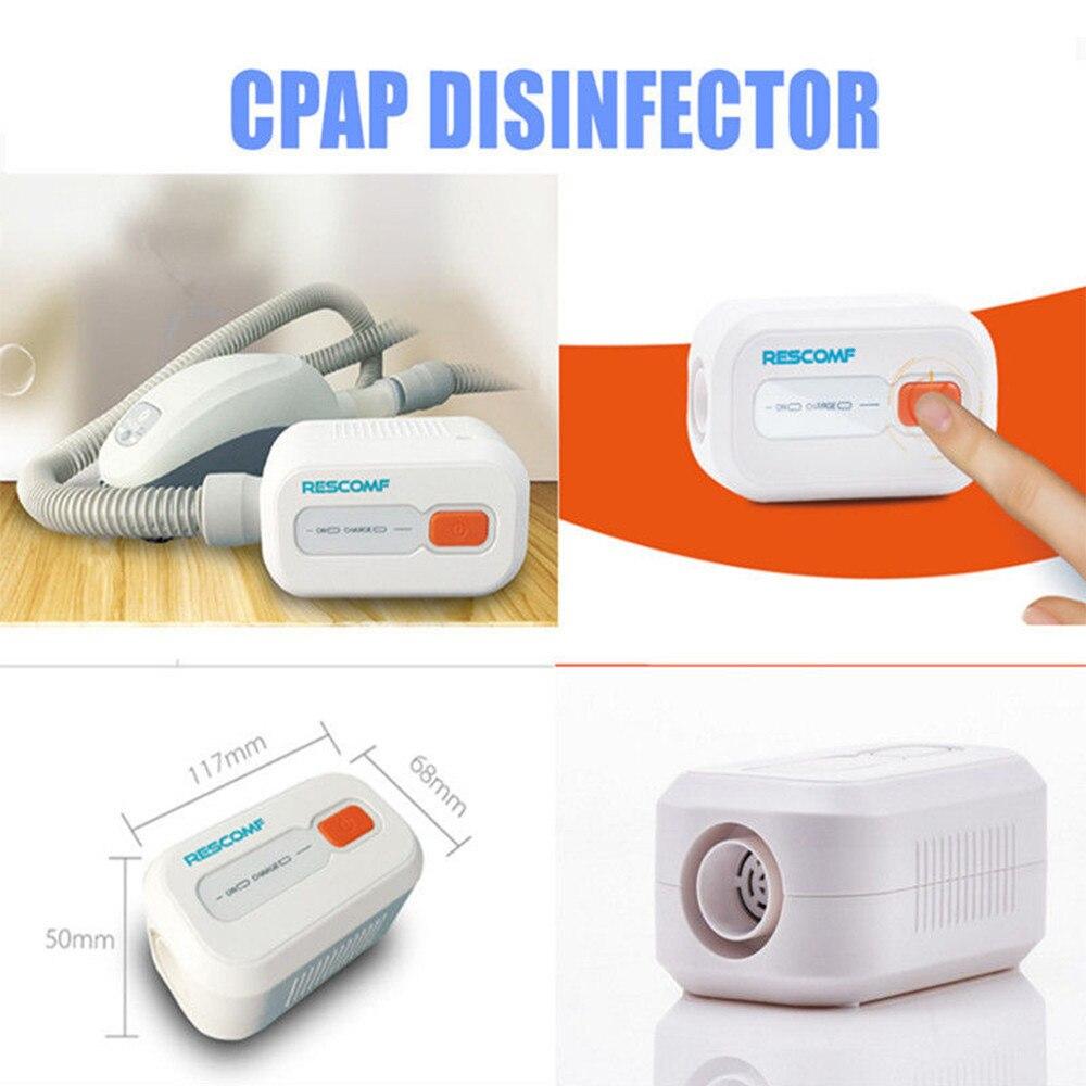 CPAP BPAP Cleaner Ozono Sterilizzatore di Disinfezione Disinfettante Apnea Del Sonno Russare US 10.4