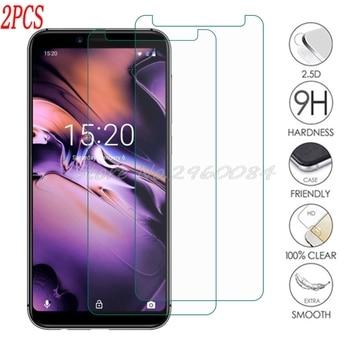 Перейти на Алиэкспресс и купить 2 шт. 9H закаленное стекло umi для UMIDIGI A1 A3 Z2 Pro F1 One Max S2 Lite Защитная пленка для экрана