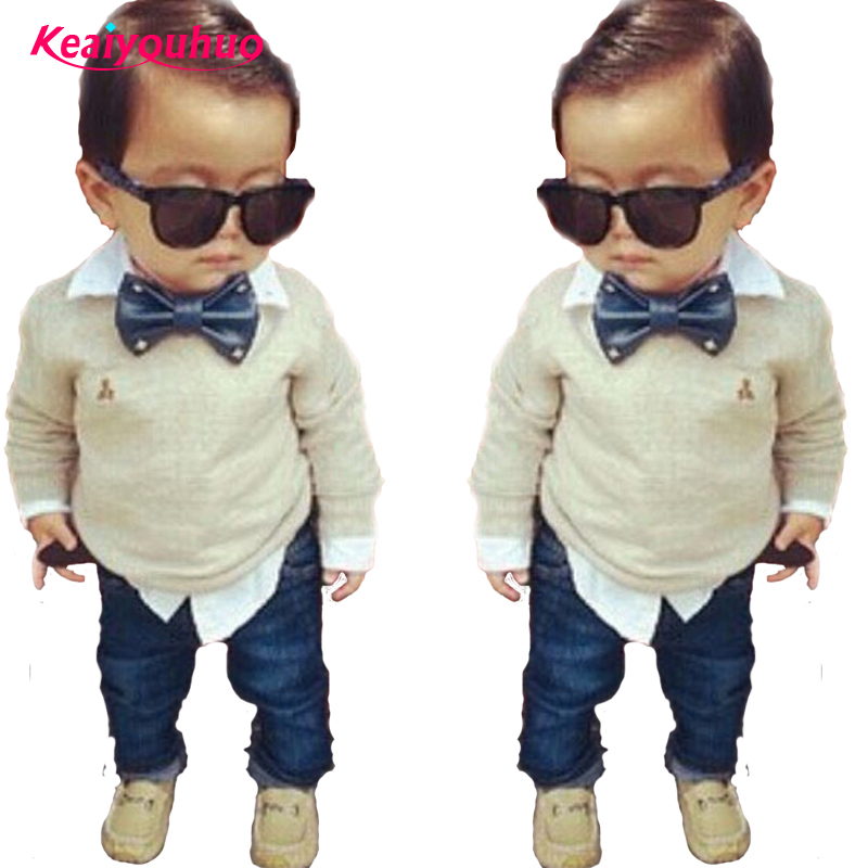2015 New Spring Autumn kids Baby clothing sets family boys clothing Gentleman sport suit 2 pcs kids clothes Free shipping free shipping 2016 new fashion marv comic classic spiderman child boys spring or autumn cloth sets kids sprots suit tracksuits