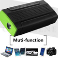 High capacity Car jump starter portable Power bank Emergency battery Booster charger for phone laptop SOS light